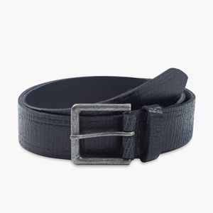 Lucky Brand Accessories - Embossed Edge Belt Size 34
